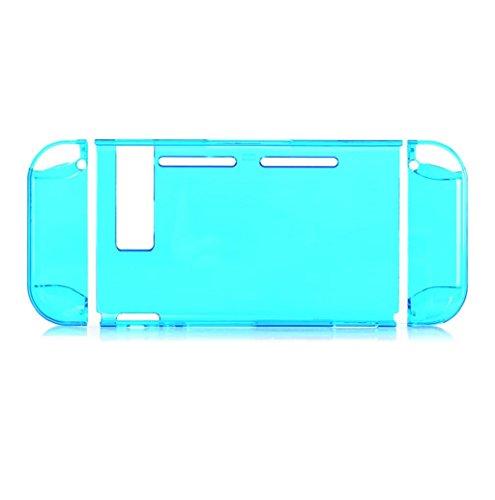 Mokao kratzfest Hartschale Schutzhülle für Nintendo Schalter Haut 2017 blau himmelblau