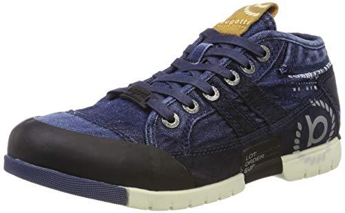 bugatti Herren 322656016900 Sneaker, Blau (Dark Blue 4100), 44 EU