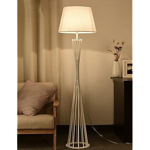 SSBY Metal-Lámparas de Suelo-Arca-Moderno/ Contemporáneo , 220-240v-black