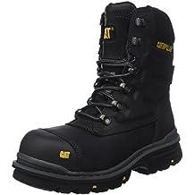 Caterpillar Premier 8 WR TX CT S3 HRO SRC, Zapatos de Seguridad para Hombre