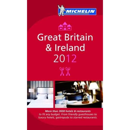 Guide Michelin Great Britain and Ireland