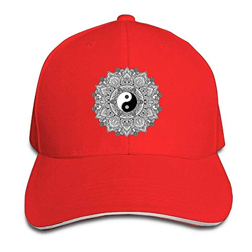 Voxpkrs Hut Keep Calm Quick Dry Baseballkappe Baseball Sun Cap Hut Adjustbale Oversized Wool Cap