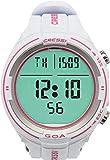 Cressi Goa Tauchcomputer Und Uhr, Weiß/Pink, Einheitsgröße