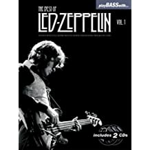 Pbw The Best Of Led Zeppelin Vol. 1 (Play Bass With the Best) by Various (25-Oct-2010) Paperback