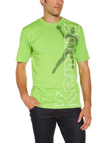 Kempa Herren T-Shirt PROMO PLAYER hope green