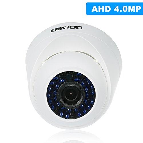 OWSOO Dome IR CCTV Kamera 4MP AHD Unterstützung IR-Cut Nachtsicht 30pcs Infrarot Lampen 1/2.8 '' CMOS für Home Security PAL System -