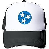 Bandera de Tennessee de malla Trucker gorro