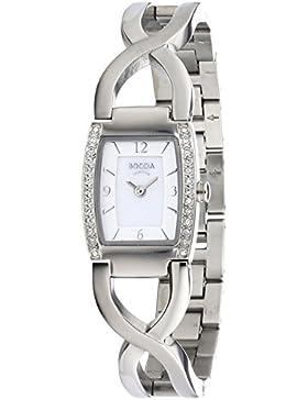 Boccia Damen-Armbanduhr Analog Quarz Titan 3243-01
