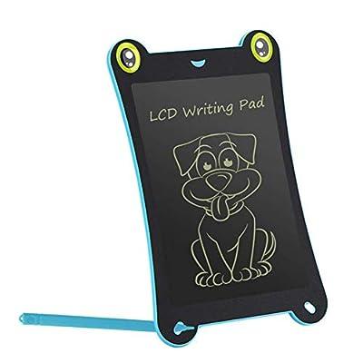 Aerth Tablero de Dibujo de la Tableta del LCD de la Historieta los Regalos de los niños del Tablero de Escritura de 8,5 Pulgadas portátiles por 654987