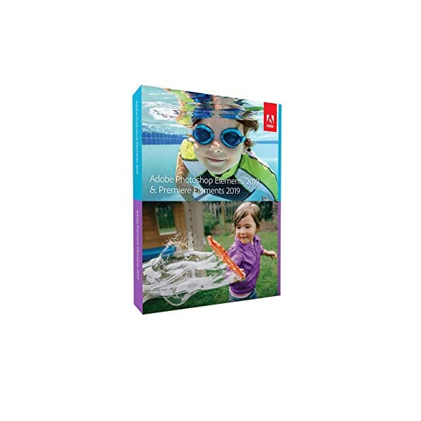 Adobe Photoshop Elements 2019 & Premiere Elements 2019 410i5uuMqyL
