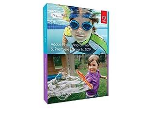 Adobe Photoshop Elements 2019 & Premiere Elements 2019 | Standard | PC/Mac | Disc (B07HJH57XK) | Amazon Products