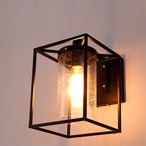 Semplici gocce di pioggia lampada da parete