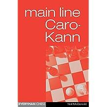 Main Line Caro-Kann (English Edition)