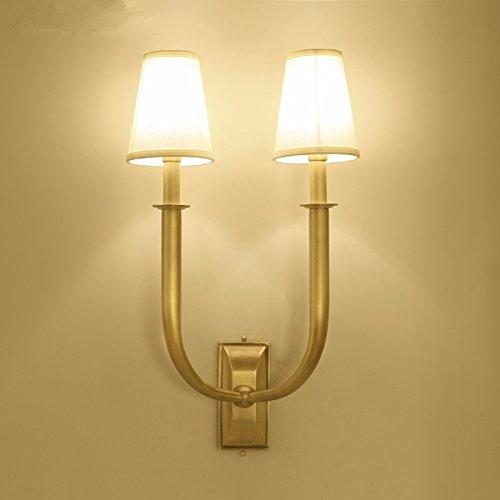 GaoHX Light Moderna In Ottone Lampada Stile