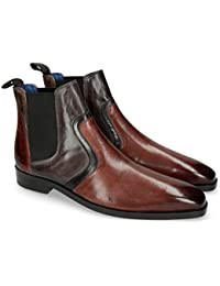 ... Chaussures homme   Bottes et boots   Melvin   Hamilton. Lewis 26 Plum  London Fog Stone e79fe6613c0e