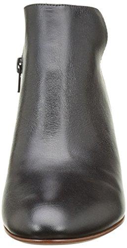 JB Martin Tahis,  Bottines Classiques Femme Noir (Veau Velvet Noir)