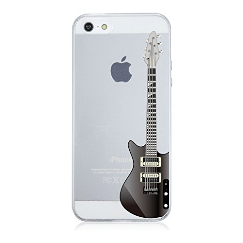 Qissy® TPU Case Cover For Apple iPhone 5 5S SE