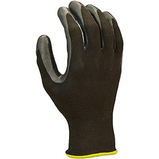 Azusa Sicherheit n10501e 13Gauge Polyester Arbeitshandschuhe, N10501E