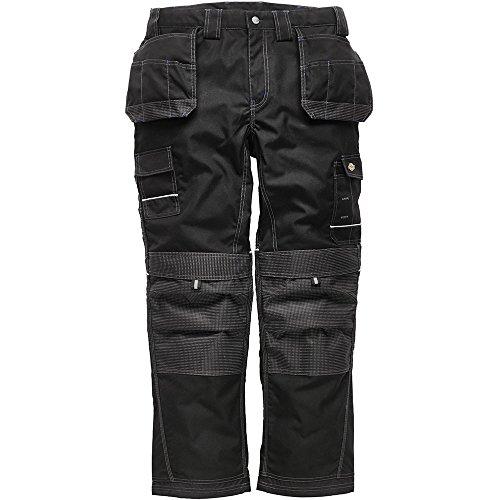 "Dickies Eh30050 Bk 32s Size 23 ""Eisenhower Max"" Trousers - Black"