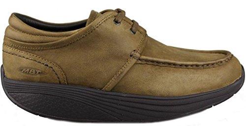 Zapatos para hombre, color marrón , marca MBT