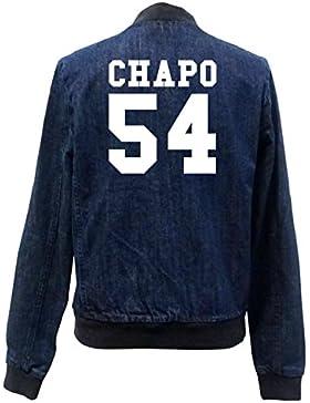 Chapo 54 Bomber Chaqueta Girls Jeans Certified Freak
