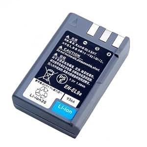 Haute Qualité NOUVEAU 1200 mAh Batterie pour Nikon D40X D40 D60 ENEL9