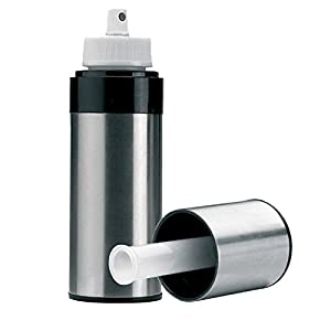 IBILI Oil Spray 125 ml of Stainless Steel/Plastic, Silver/Black