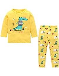 Amazon.fr   pyjama - Jaune   Bébé   Vêtements b5ae714ca07