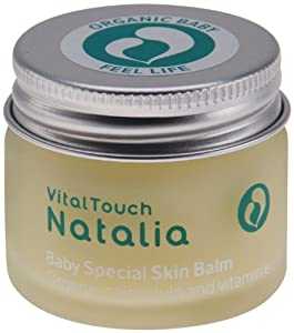 Vital Touch Organic Natalia Baby Skin Balm 60ml