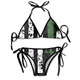 We Specialized In All Kinds Of European And American Women's Printing Bikini Set,Beach Bathing Suit, With Competitive Price,Fashion Style.Show your beautiful female curves at the same time; make you feel more confident and fascinating. You will fall ...