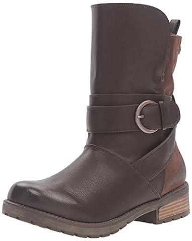 Roxy Bancroft Damen US 7.5 Braun Mode Mitte Calf Stiefel