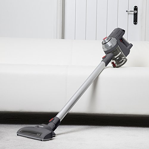 410iILwumeL. SS500  - Hoover Freedom 3in1 Cordless Stick Vacuum Cleaner, FD22G, Handheld, Above Floor, Lightweight, Wall Mount, Tools - Silver/Grey