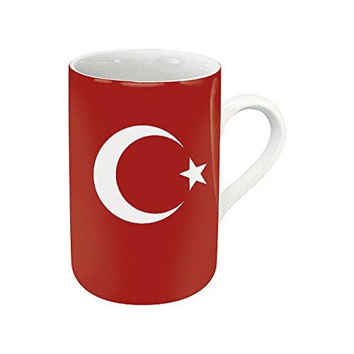 Könitz Becher Flaggen Türkei -