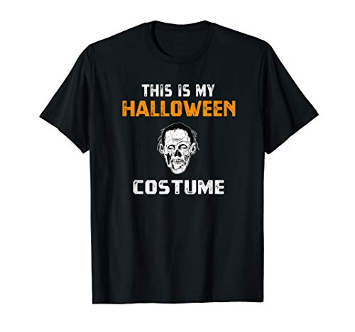 Kid Sister Halloween Kostüm Ideen - Dies ist mein Halloween-Kostüm Sarcastic Zombie