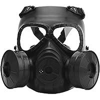 JUNERAIN M04 CS Field Faceguard Máscaras de Gas Protectoras Ajustables Resistentes a los Impactos