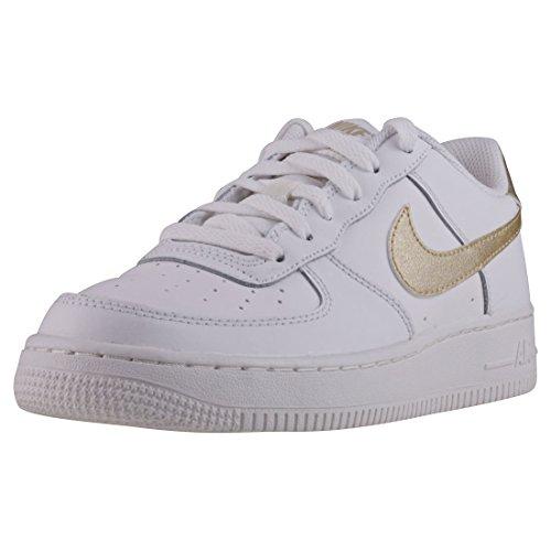 Nike Air Force 1 GS - 314219127 - Größe: 36.0 (Nike Schuhe Für Baby-mädchen-größe 4)