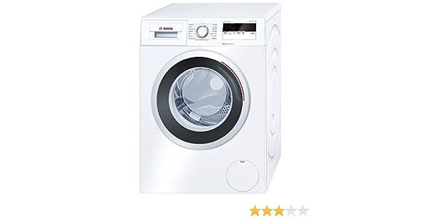 Toplader Waschmaschine Cm : Bosch wan282h0 waschmaschinen frontlader freistehend 100 cm höhe