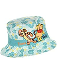 0b8348fe71d Disney Winnie The Pooh Official Baby Toddler Boys Babies Bucket Hat Caps  Summer Sun Hats 0