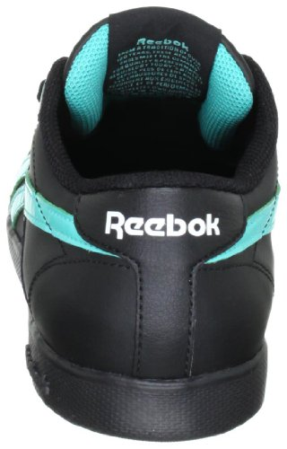 Reebok FABULISTA, basket femme Noir - Schwarz (BLK/SPEARMINT/CALI B)