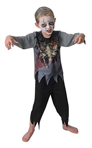 Rubie 's Offizielles Zombie Boy Kostüm Jungen groß