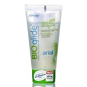 Gel Lubrifiant 100% Biologique BIOglide anal 80ml de Joydivision (91207)