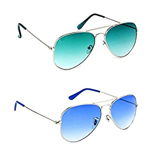 Y&S Sunglasses for Combo Women Stylish Cooling Men Latest