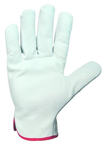 Singer Paire de gants 50EFG gris taille 10.