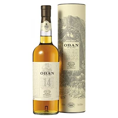 Oban 14 YO Whisky (Case of 6)