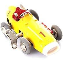 Schuco Mr 1043 Mercedes Jaune Original