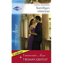 Sortilèges vénitiens - L'honneur des Montoya (Harlequin Azur)
