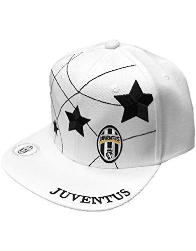 Cappello juventus cappellino ufficiale berretto cotone rap juve rapbiajuvc15