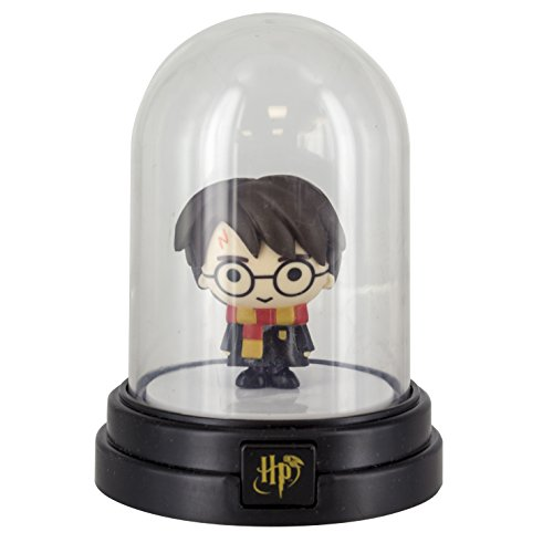 Harry Potter Mini campana de cristal luz, multi 10