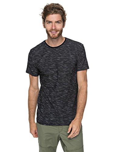Quiksilver Ken Tin - T-Shirt - T-Shirt - Männer - XXL - Schwarz