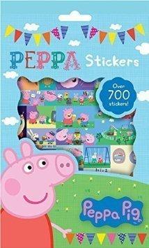 Peppa Pig 700Pegatinas